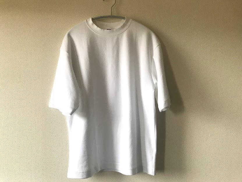 エアリズムコットンオーバーサイズTシャツ ユニクロ
